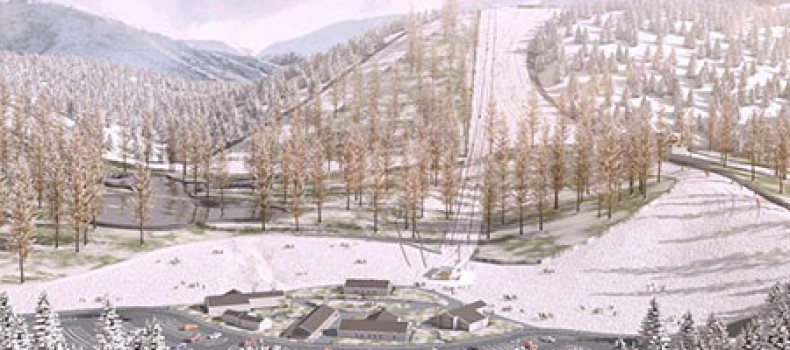 Yedikuyular Ski Center Project is Live