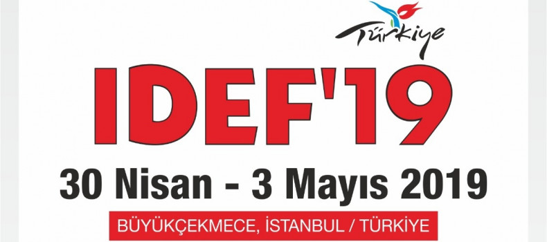 IDEF-19 DEFENSE INDUSTRY FAIR